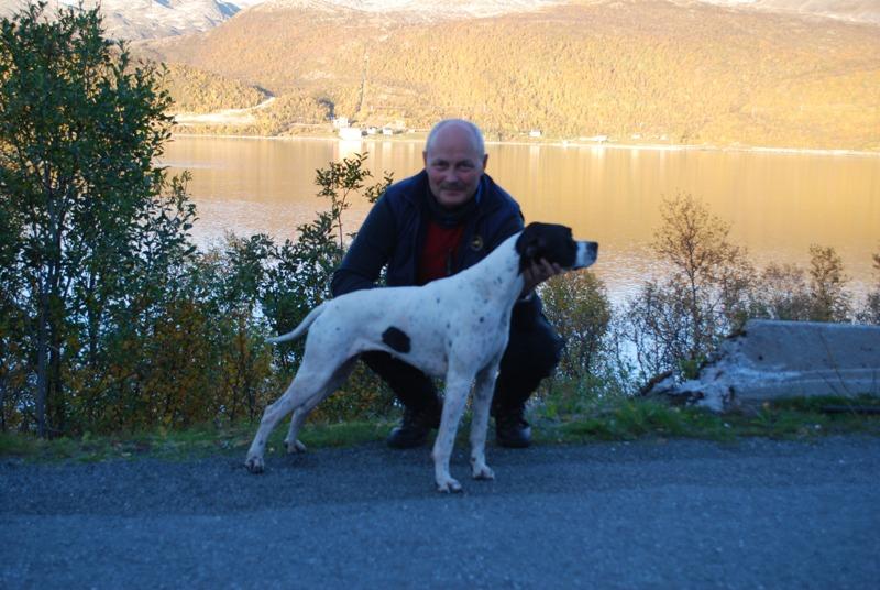Geir Roger og Elka