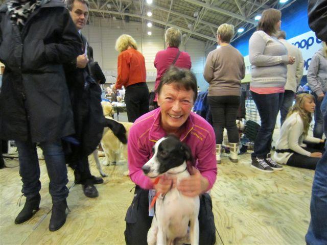 Jenny og Jippi 1.AK og NPK Elitehund