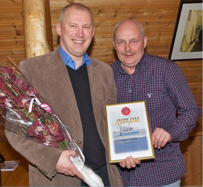 Leder Geir Roger Hagenes og Wiggo Ditlefsen Foto: Per Anton Berg