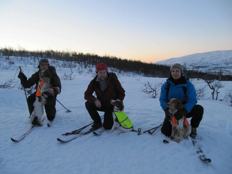 NR 2. 41p, Bretonlaget: Oleif og Mikko, Harald og Mia, Joachim og Storm