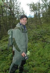 Rypeforsker Lasse Asmyhr